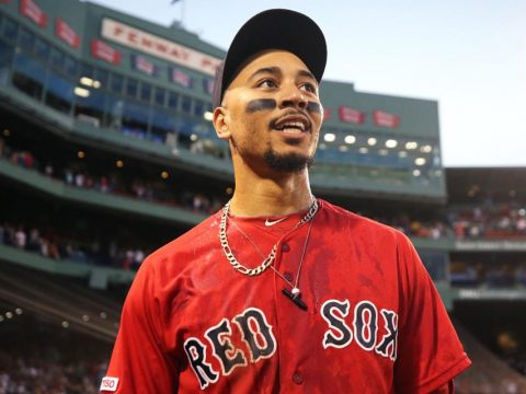 mookie betts traded